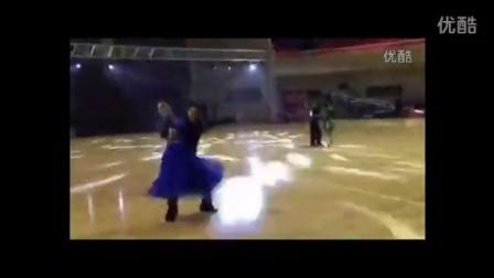 淮北吉特巴舞蹈团2016连云港CEFA体育舞蹈大赛集锦