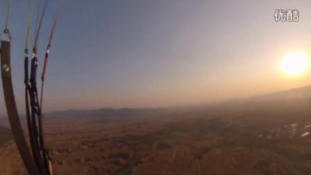 飞向内蒙古呼和浩特成吉思汗影视城