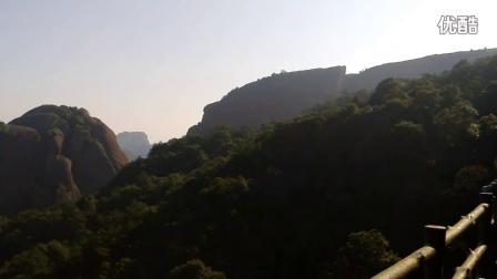 【自拍】龟峰毛公山