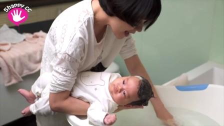 寶寶不哭鬧養成計劃:洗澡不哭的小技巧