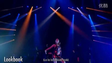 【BoA 】演唱会文字幕