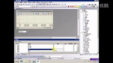 WinCCV7.3如何动态选择实时趋势的显示