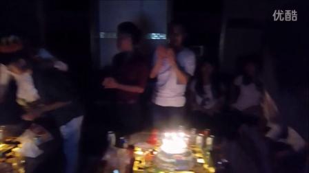 喇叭生日视频