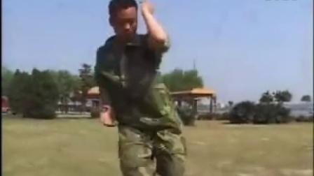 【擒拿格斗散打】学练特警拳