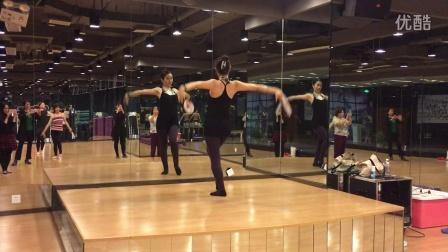 青花瓷3 团扇舞 古典舞 镜面舞蹈