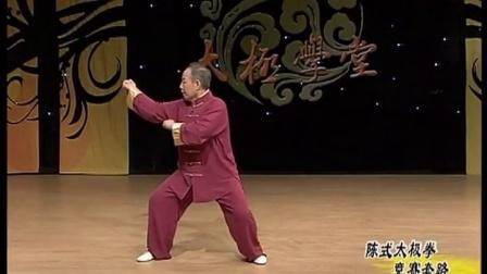 太极拳教学视频 李德印42式太极拳分解教学 太极拳动作要领