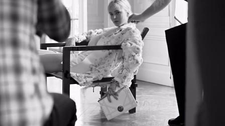大表姐詹妮弗劳伦斯Dior2016春夏广告拍摄花絮