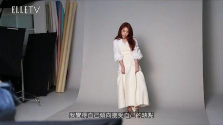 与韩流女王朴信惠谈心