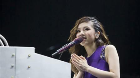 邓紫棋上海演唱会落幕 发起公益捐款活动