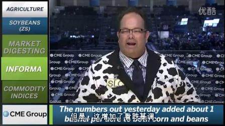 芝商所市场评论- 财经视频 2016 年11月4 (晚)