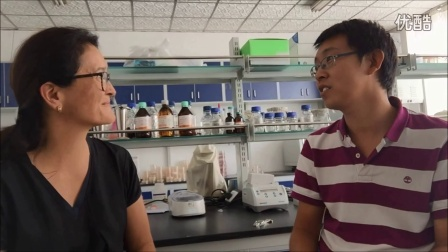 Interview with Dr. Hao Zhang, CAAS (in English)