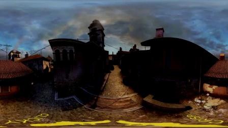 [360度VR全景视频]VR虚拟现实中的反恐精英_VR资源网