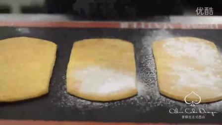 法式甜品视频教学2