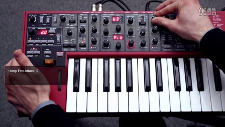 Nord Lead A1 Creative Sound Design_ Creating a dynamic patch