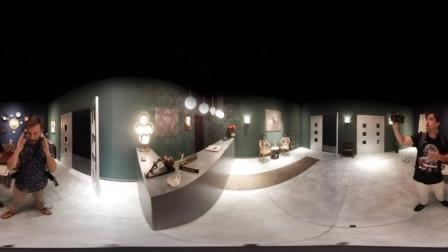[360度VR全景视频]洛杉矶最闹鬼的酒店(360视频)  _room301_VR资源网