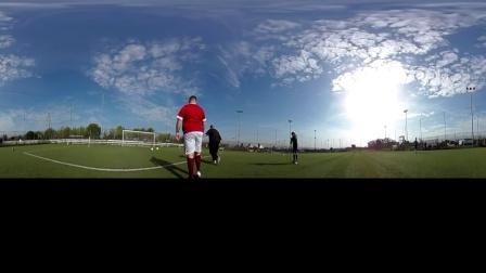 [360度VR全景视频]在小小的幕后总...video足球       !_VR资源网