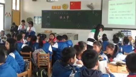 五年级-课外阅读-《狼王梦》读书交流会
