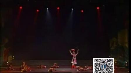 幼儿舞蹈-群舞-独舞:6 《快乐的热巴》云南-来自公众号:幼师秘籍