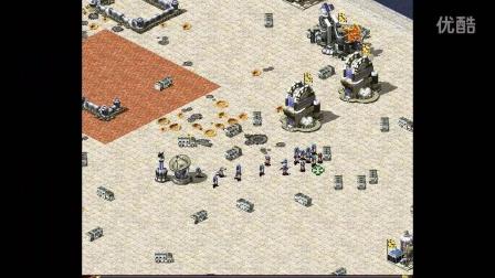 红警之核电站大爆炸