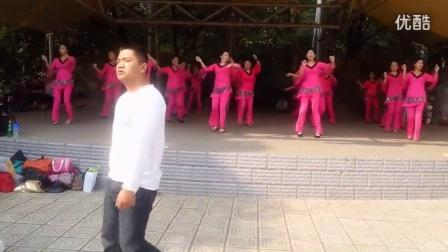 广场舞视频大全 广场舞集体版一周年庆【等你等了那么久】卫星:ncgc888