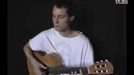 古典吉他演奏《放牛班的春天》插曲_标清