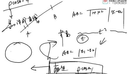 国庆抢分系列之4参数方程和极坐标-9072-1