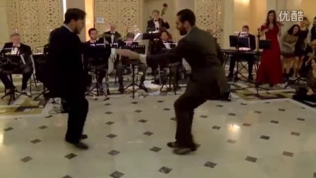 AMAZING DUET - Max Pitruzzella and Thomas Blacharz - Swing Maniacs Genova