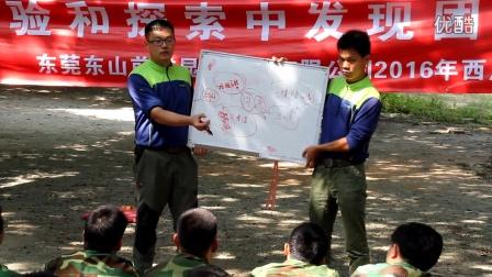 西点体验教育导师:杨三易项目分享(沟通巴别塔)