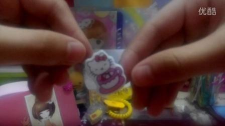 【兰子酱】02集开封5包懒蛋蛋食玩包!!5元一包要买的请订阅再加QQ🎈