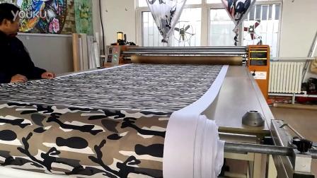 匹布数码印花 热升华转印加工就找青岛金勃宏工贸有限公司服装服饰环保硅胶印花滴胶厂