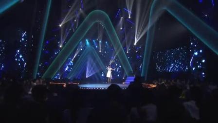 张棋惠《我要上蒙面》演唱《一千零一个愿望》