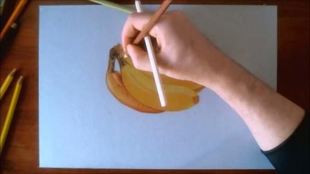 画一串大香蕉给你吃