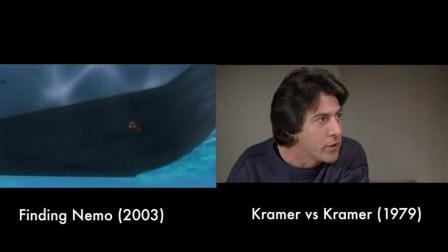 皮克斯动画中都致敬了哪些经典影片?看这个就知道喽