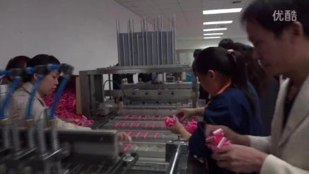 全自动剃须刀吸卡包装机 厂家直供 专业的纸塑包装机