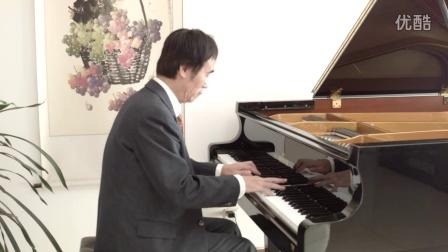 湖南民歌 钢琴曲《浏阳河》 Liuyang River Piano Version