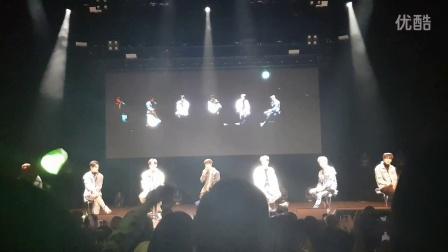 161111 开场VCR + If(만약에) - GOT7 温哥华FM 3点场