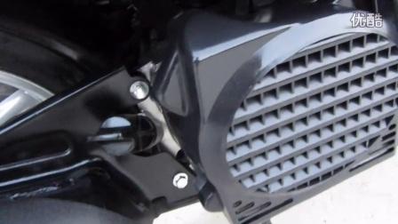 原装进口本田复古小龟王摩托车水冷dio54期燃油助力踏板50cc小龟