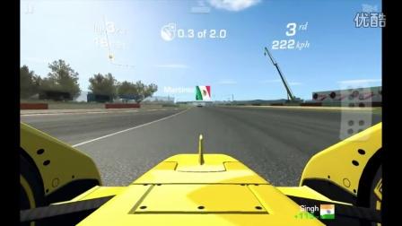 【RRK】真实赛车3未来方程式8-1