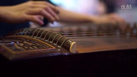 中央音乐学院古筝演奏家范赛赛11.12@69cafe 独奏02