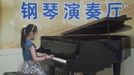 济南市历下区瑞音钢琴培训学校——学生作品