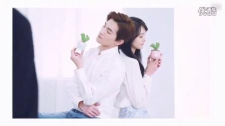 杨洋和郑爽拍摄《微微一笑很倾城》