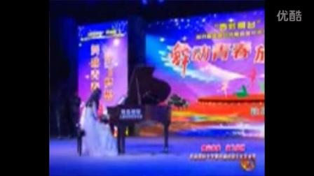 重庆市开州区实验中学2016年高大上的晚会之钢琴四手连弹