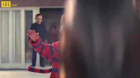 John Lewis Christmas Advert - Donald Trump and Hillary (JOE.ie Remix)