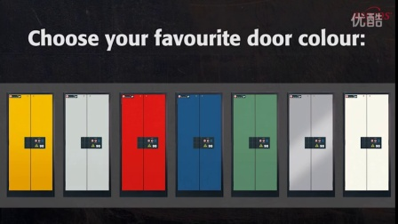 Q-LINE safety storage cabinets   product video - www.asecos-cn.com