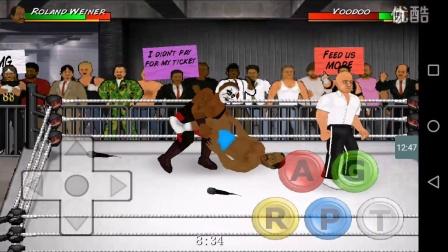 摔跤比赛第二季
