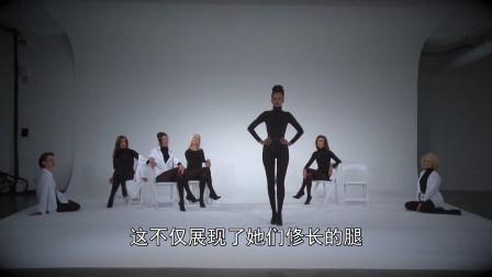 潮评 PMV10927_Models Never Talk by Olivier Saillard