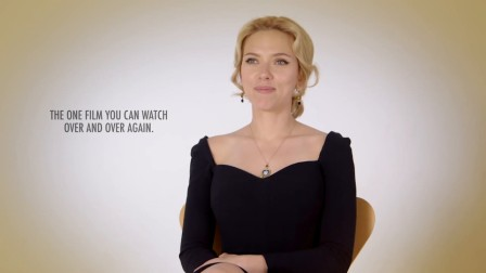 Scarlett Johansson畅谈人生难忘瞬间