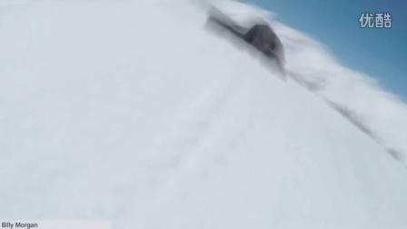 极限滑雪之欧美大神单板滑雪欣赏