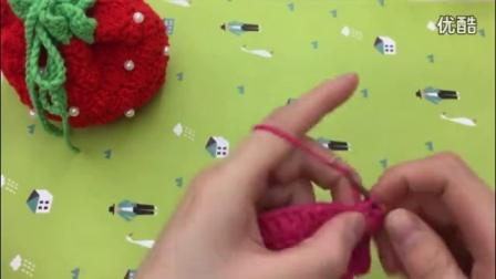第1集#草莓斜跨零钱包视频教程