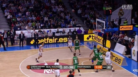 Highlights- Real Madrid-Panathinaikos Superfoods Athens